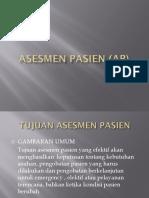 ASESMEN PASIEN (AP)
