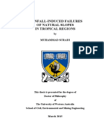 Suradi Muhammad 2015 Rainfall-Induced Failures of Natural Slopes