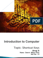 Presentation on shortcut keys byy seerat abbas.pptx