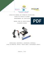 2. Manual de Soldadura Blanda 2014
