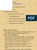 Chapter  4 Query Optimization.ppt
