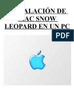 Instalar Mac en PC
