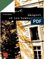 Georges Simenon - Maigret e Os Insuspeitos