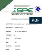 Ricardo_laguas Ensayo La Ciencia