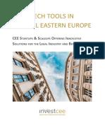 CEE LegalTech Report 2019 Updated December 4