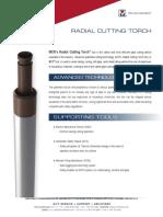 MCR technical Sheet