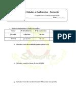 A.1 - Teste Diagnóstico - Evolução da população (2)