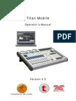 Titan Mobile Manual