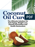 Coconut Oil Cure