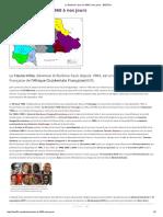 Le Burkina Faso de 1960 à Nos Jours - BREF24