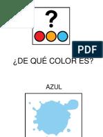 De que color es.ppt
