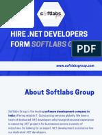 Offshore .NET development services
