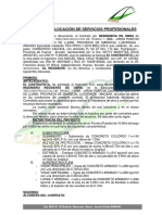 Contrato de Locación de Servicios Profesionales - Residente de Obra-01 Ok