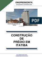 Construção de Prédio Em Itatiba
