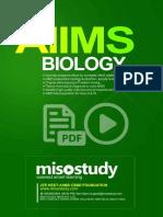 AIIMS Biology Sample eBook