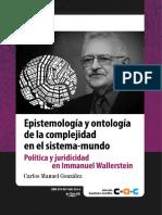 epistemologia en el sistema mundo de wallestein