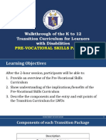 Pre-Vocational-Package-Presentation