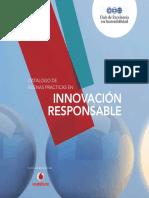 Catalogo de Buenas Practicas en Innovacion Responsable