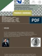 PREMIO-DEMING