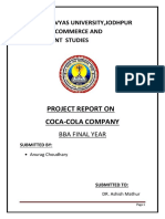 MY PROJECT ON COCO COLA COMPANY.docx
