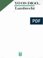 Lambrecht Jan - Pero yo os digo - El sermon programatico de Jesus.pdf