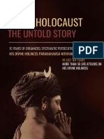 Persecution of His Divine Holiness Paramahamsa Nithyananda - Grand Narrative - The Hindu Holocaust