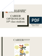 10th Career Guidance