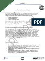 proposal for unit 1-4