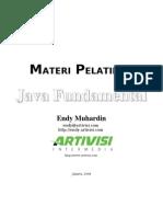 Java Java Fundamental