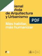 Xiv Bienal Espanola de Arquitectura y Urbanismo