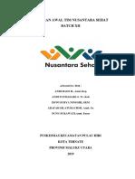 laporan awal NST 13 MALUT.docx