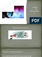 Media and Advertising updated