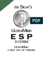Ultra Mind ESP System - Jose Silva