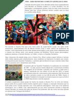 QUADRINHOS E GUERRA FRIA