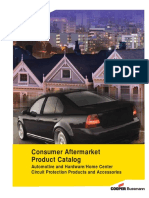 Catalogo fusibles automotriz