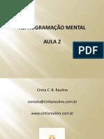 REPROGRAMAÇÃO MENTAL aula 2