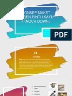 PPT Maket Media Pembelajaran