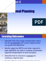 5 Expanded Regional Planning
