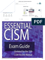 CISM Exam Guide _ Vulnerability (Computing) _ Risk.pdf