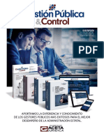 Gestion Pública & Control 2020