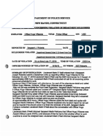 New Haven Report on Rules_conduct