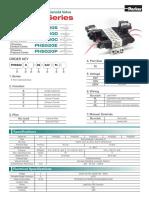 Parker 5 Port Pilot Operated Solenoid Valve Leaflet (1)