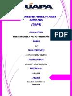 EDUCACIÓN PARA LA PAZ TAREA 5.docx