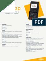 Ficha Técnica PPC930