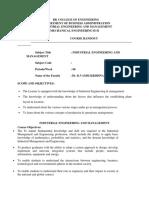 Iem Course File