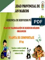 PLANTA DE COMPOSTAJE N°02