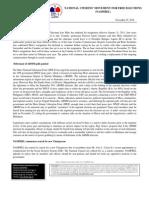 Namfrel E-Newsletter Vol 1 Issue 47 112510