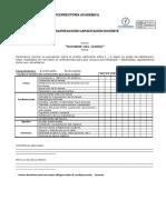12-F11-V1 Encuesta de Satisfacción Capacitación docente