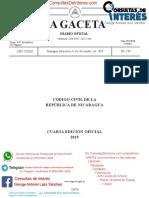 2019-12-12 Codigo Civil (4ta Edicion)