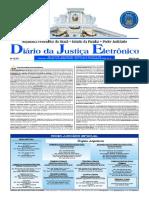 diario da justiça tjpb 13/12/19